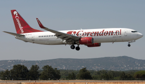 corendon airlines b737