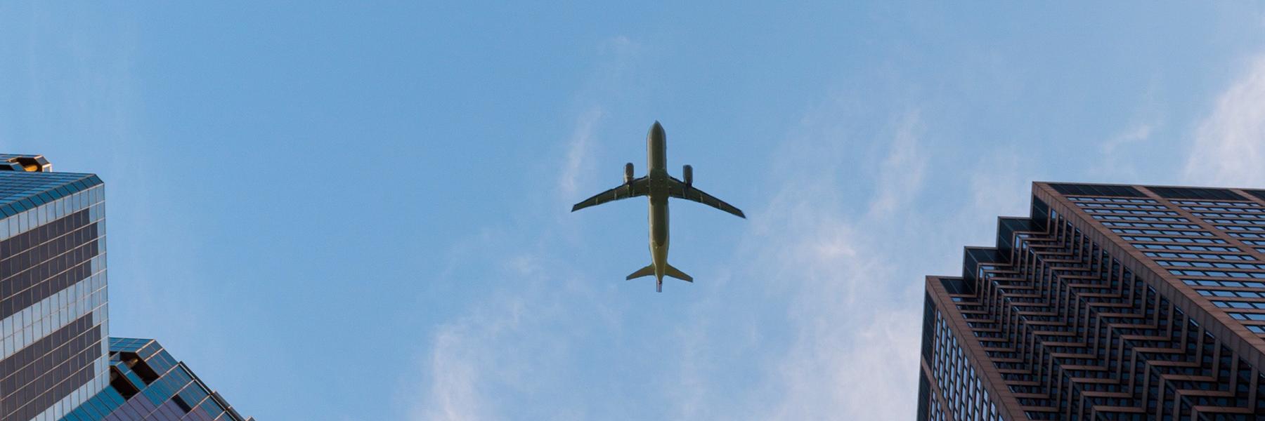 vliegtuigmaatschappij